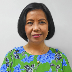 PLM School of Government Dean Dr. Luzviminda B. Gabor