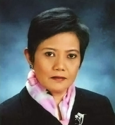 PLM College of Nursing Dean Lynette G. Cleto