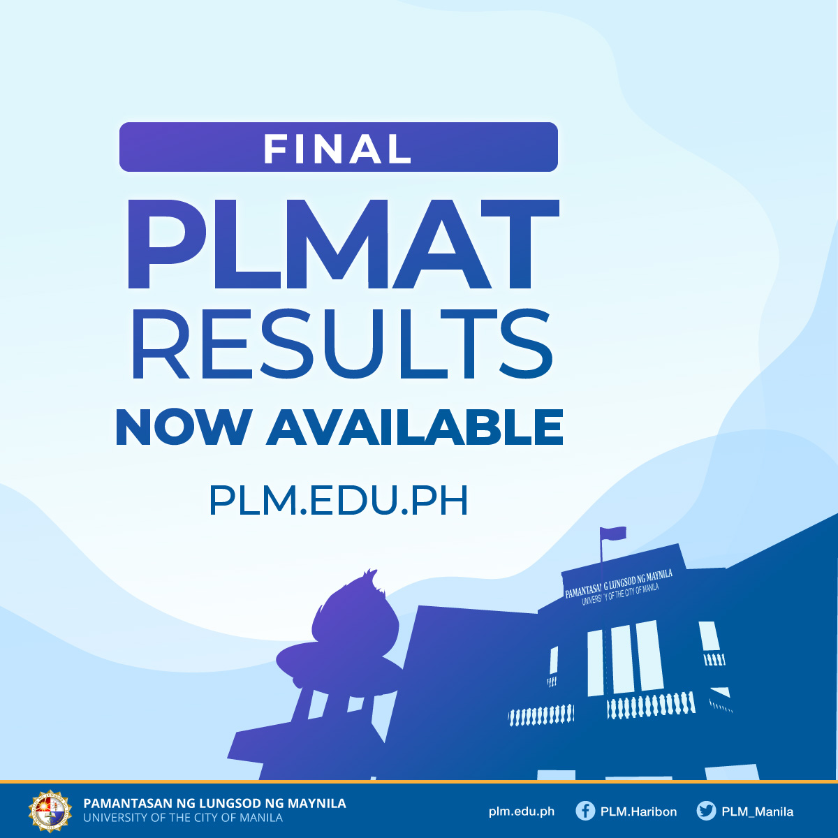 PLM accepts 6,705 freshmen students for Academic Year 2020-2021